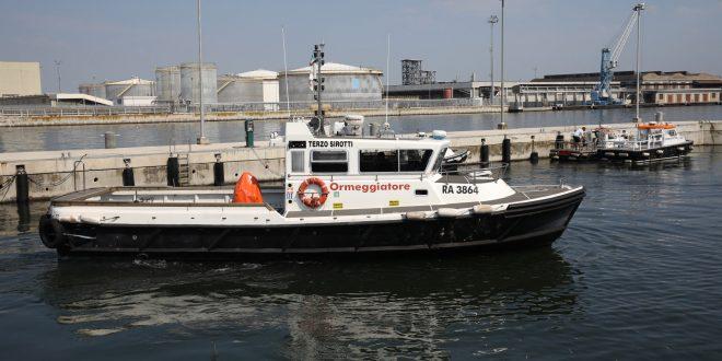 TERZO SIROTTI: servizio assistenza navi
