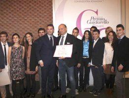 """Il liceo """"Torricelli Ballardini"""" di Faenza vince il primo premio web del Guidarello Giovani 2016 con il blog realizzato sul lavoro degli ormeggiatori del porto"""